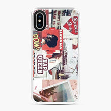 Load image into Gallery viewer, Aesthetic Collage Music iPhone X/XS Case