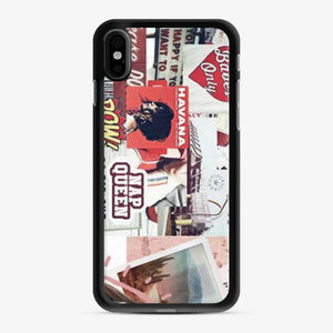 Aesthetic Collage Music iPhone X/XS Case