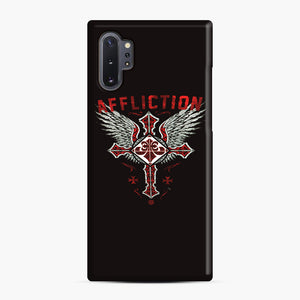 Affliction Artwork Samsung Galaxy Note 10 Plus Case, Snap Case | Webluence.com