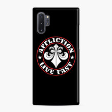 Load image into Gallery viewer, Affliction Clothing Sponsorship Samsung Galaxy Note 10 Plus Case, Snap Case | Webluence.com