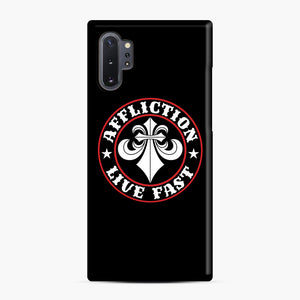 Affliction Clothing Sponsorship Samsung Galaxy Note 10 Plus Case, Snap Case | Webluence.com