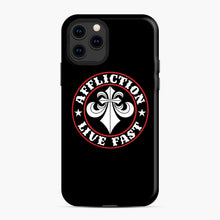 Load image into Gallery viewer, Affliction Clothing Sponsorship iPhone 11 Pro Case, Snap Case | Webluence.com