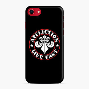 Affliction Clothing Sponsorship iPhone 7/8 Case, Snap Case | Webluence.com