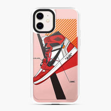 Load image into Gallery viewer, Air Jordan 1 Off White Chicago iPhone 11 Case