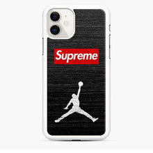 Load image into Gallery viewer, Air Jordan Supreme Grunge Texture iPhone 11 Case