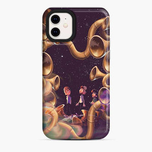 Ajr Galaxy Purple Shadow iPhone 11 Case