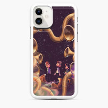 Load image into Gallery viewer, Ajr Galaxy Purple Shadow iPhone 11 Case