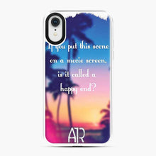 Load image into Gallery viewer, Ajr If You Put This Scene iPhone XR Case