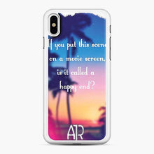 Load image into Gallery viewer, Ajr If You Put This Scene iPhone X/XS Case
