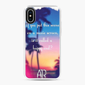 Ajr If You Put This Scene iPhone X/XS Case