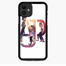 Load image into Gallery viewer, Ajr La Galaxia Click iPhone 11 Case