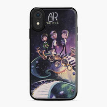 Load image into Gallery viewer, Ajr The Click Watercolor iPhone XR Case