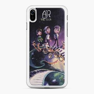 Ajr The Click Watercolor iPhone XR Case