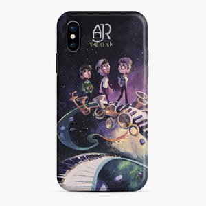 Ajr The Click Watercolor iPhone X/XS Case