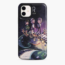 Load image into Gallery viewer, Ajr The Click Watercolor iPhone 11 Case