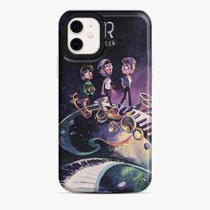 Ajr The Click Watercolor iPhone 11 Case