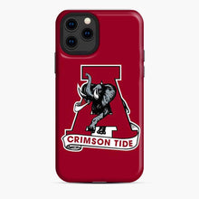 Load image into Gallery viewer, Alabama Crimson Roll Tide Red iPhone 11 Pro Case