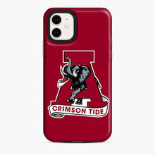 Load image into Gallery viewer, Alabama Crimson Roll Tide Red iPhone 11 Case