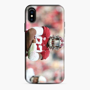 Alabama Dt Quinnen Williams Block iPhone X/XS Case