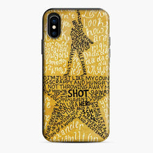 Load image into Gallery viewer, Alexander Hamilton Broadway Musical iPhone X/XS Case