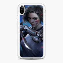 Load image into Gallery viewer, Alita Battle Angel Blood On The Cheek iPhone XR Case