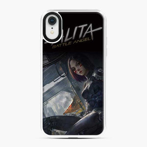 Alita Battle Angel Cosplay Costume iPhone XR Case