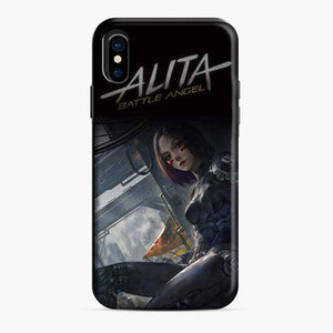 Alita Battle Angel Cosplay Costume iPhone X/XS Case
