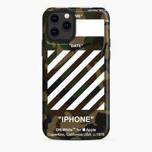 Load image into Gallery viewer, All Variant Off White Army iPhone 11 Pro Case