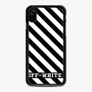 All Variant Off White Zhangboxing iPhone XR Case