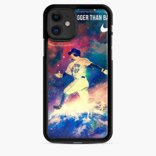 Load image into Gallery viewer, Altuve Major League Baseball Abstrak iPhone 11 Case