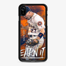 Load image into Gallery viewer, Altuve Major League Baseball Ekspresion iPhone XR Case