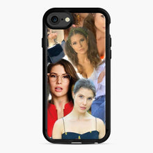 Load image into Gallery viewer, Amanda Cerny iPhone 7/8 Case, Black Rubber Case | Webluence.com