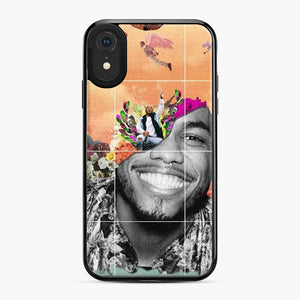 Anderson Paak Magazine Cover iPhone XR Case