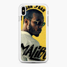 Load image into Gallery viewer, Anderson Paak Malibu iPhone X/XS Case