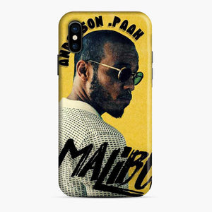Anderson Paak Malibu iPhone X/XS Case