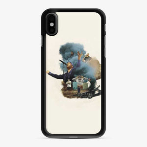 Anderson Paak Oxnard iPhone X/XS Case