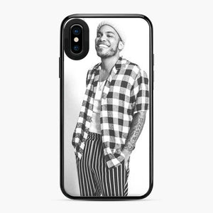 Anderson Paak White And Black iPhone X/XS Case
