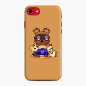 Animal Crossing Character Tom Nook iPhone 7/8 Case, Snap Case | Webluence.com