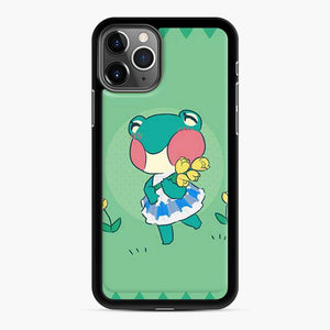 Animal Crossing Frogs iPhone 11 Pro Case
