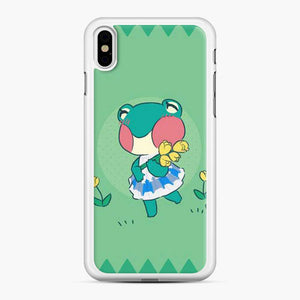 Animal Crossing Frogs iPhone X/XS Case