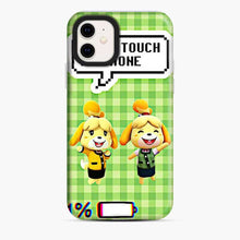 Load image into Gallery viewer, Animal Crossing Isabelle Canela iPhone 11 Case