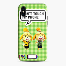 Load image into Gallery viewer, Animal Crossing Isabelle Canela iPhone X/XS Case