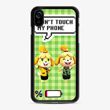 Load image into Gallery viewer, Animal Crossing Isabelle Canela iPhone XR Case