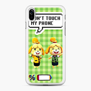 Animal Crossing Isabelle Canela iPhone XR Case