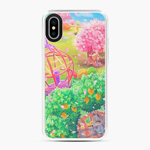 Animal Crossing New Leaf iPhone X/XS Case