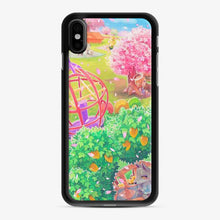 Load image into Gallery viewer, Animal Crossing New Leaf iPhone X/XS Case