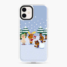 Load image into Gallery viewer, Animal Crossing Snow Tree iPhone 11 Case
