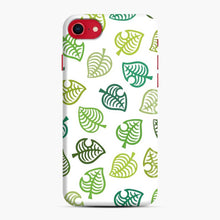 Load image into Gallery viewer, Animal crossing green simple iPhone 7/8 Case, Snap Case | Webluence.com