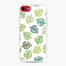 Load image into Gallery viewer, Animal crossing green simple iPhone 7/8 Case, White Plastic Case | Webluence.com