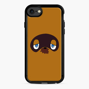 Animals Tom Crossing Wallpaper iPhone 7/8 Case, Black Rubber Case | Webluence.com